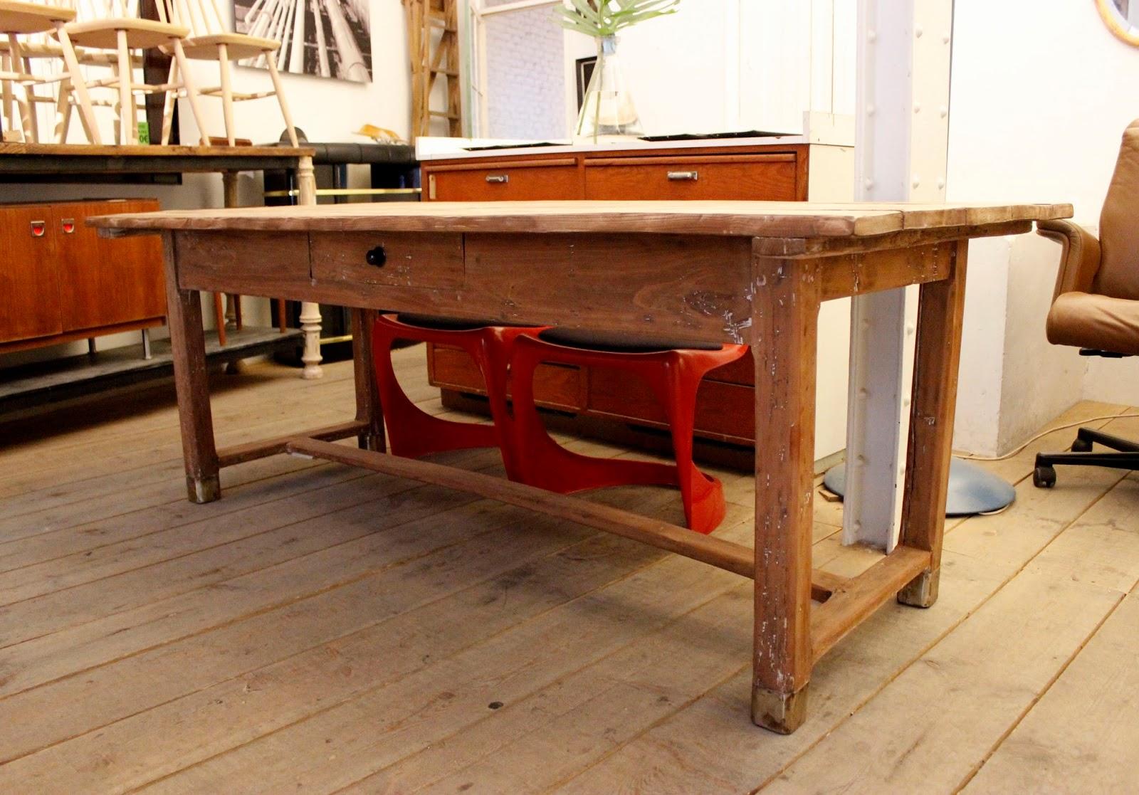 Vintage 4p tu tienda de muebles vintage en madrid for Mesas diseno famosas