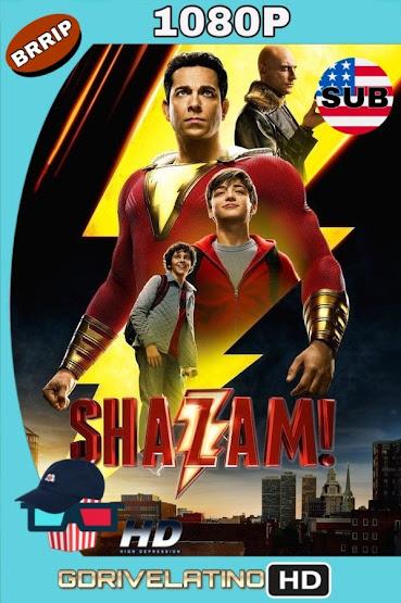 ¡Shazam! (2019) BRRip 1080p Subtitulado MKV