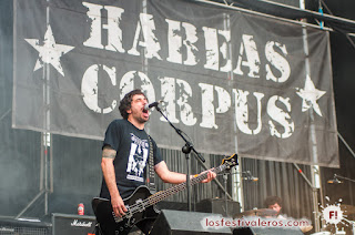 Habeas Corpus en Rivas Rock