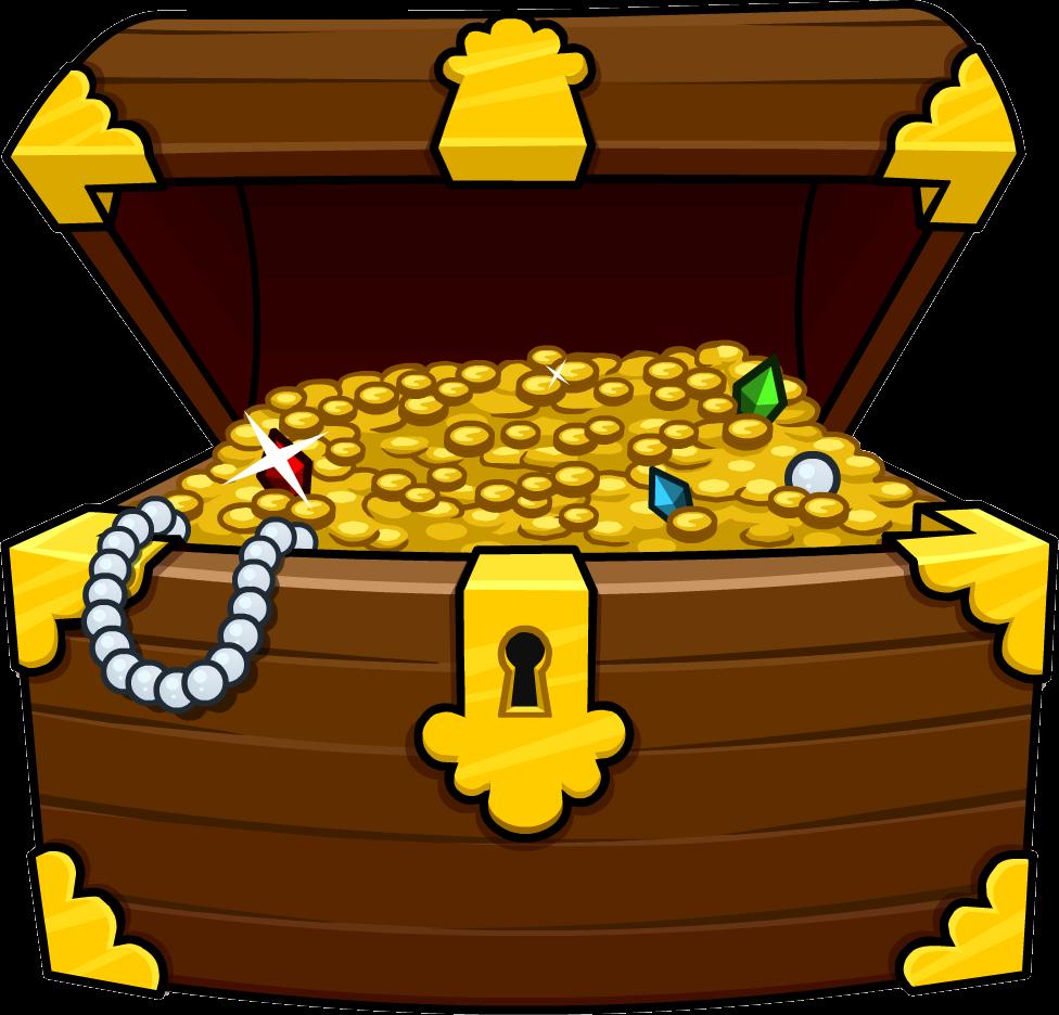 Treasure Png