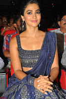 Pooja Hegde choli saree at DJ Duvvada Jaggannadham music launch ~  Exclusive 66.jpg