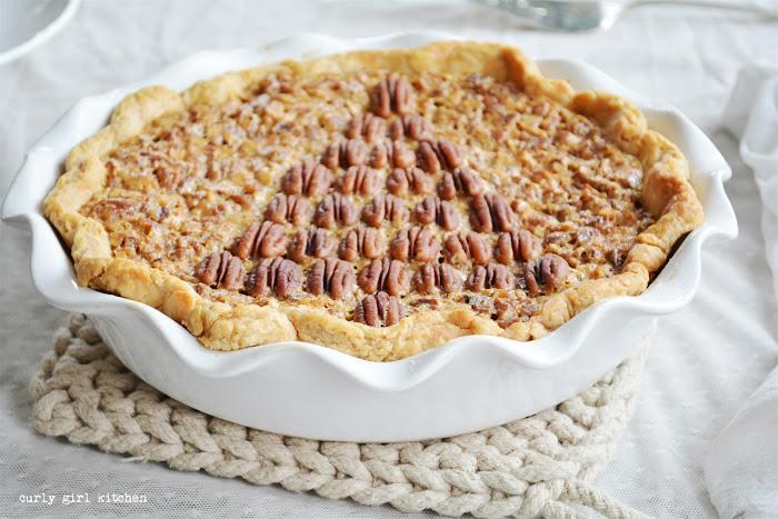 Pecan Pie, Thanksgiving Dessert, Pie Decorating, Pecan Pie Recipe, Brown Butter Pecan