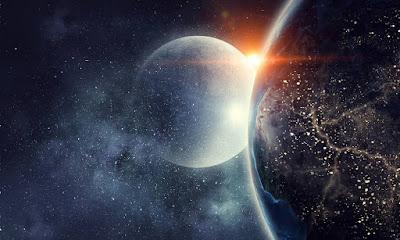 La Terra e la Luna