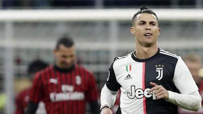 Jadwal Juventus Molor Karena Ronaldo DKK