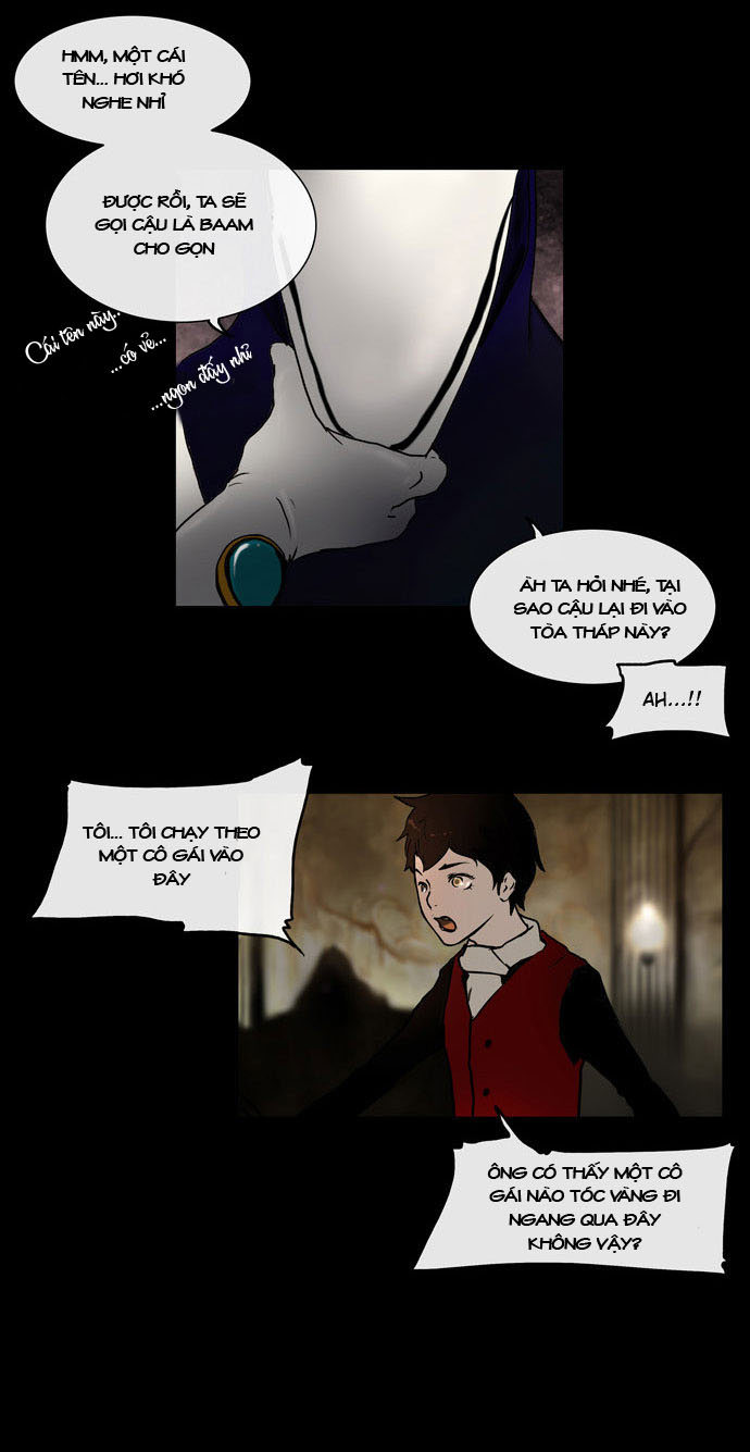 Tower of God chapter 1 trang 25