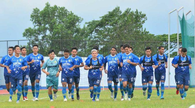 Daftar Pemain Persib Bandung untuk Lawan Persis Solo dan PSS Sleman