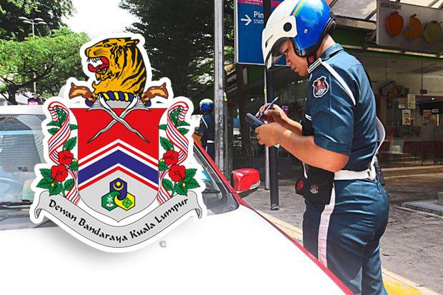 Tawaran Kadar Khas Kompaun Trafik DBKL Dengan Bayaran RM15 Sahaja