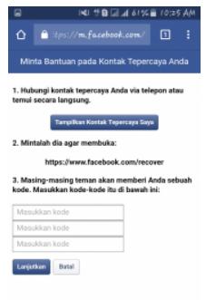 Cara Mengembalikan Akun Facebook yang Dibajak