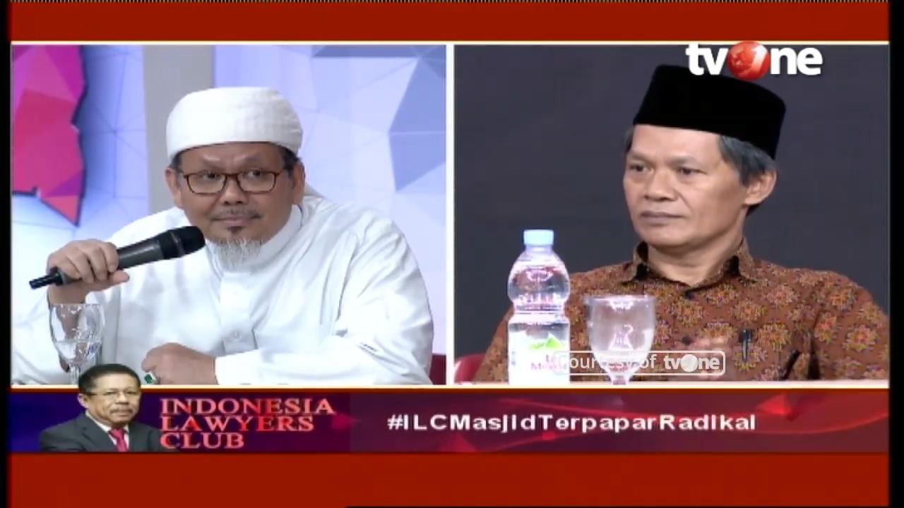 Sebut Abal-Abal untuk Rilis Masjid Radikal, Penjelasan KH Tengku Zulkarnai Sulit Dibantah