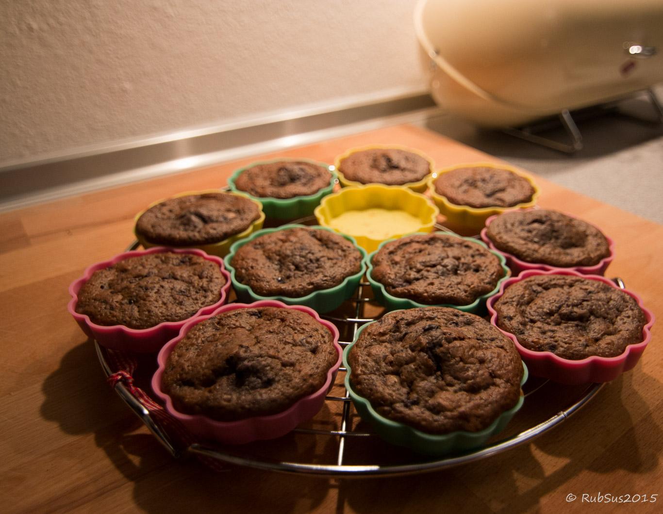 RubSusWorld flache Muffins aus MiniTartelette Frmchen