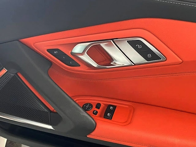 2020-BMW-Z4-sDrive30i-door-panel