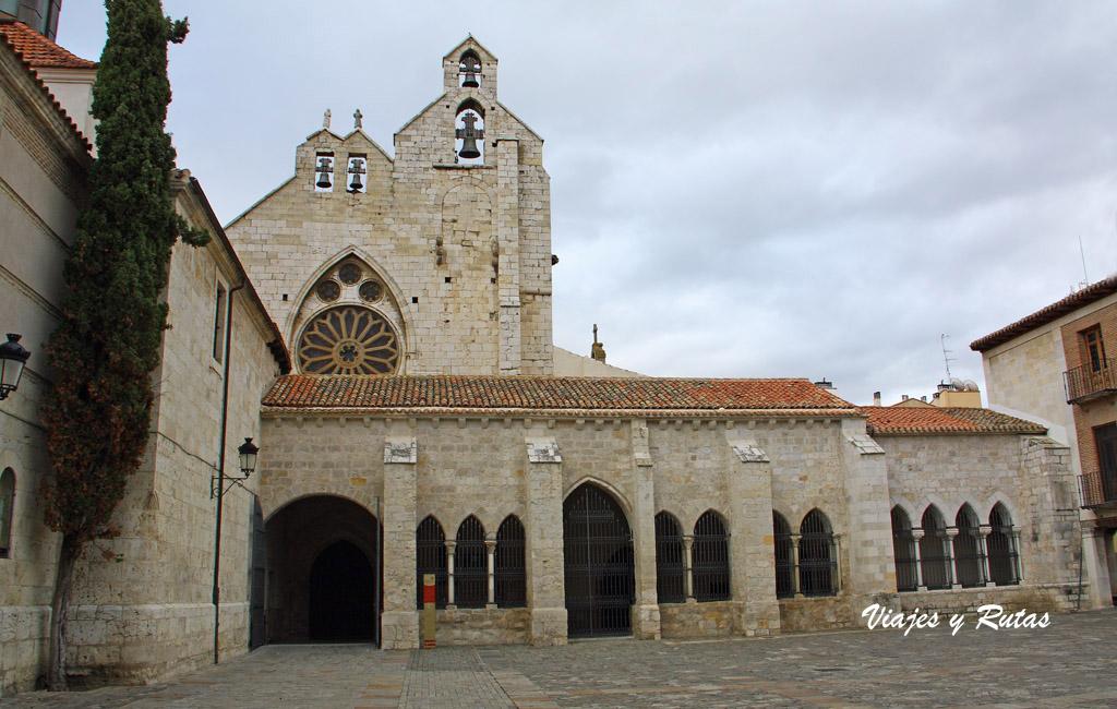Convento de San Francisco, Palencia