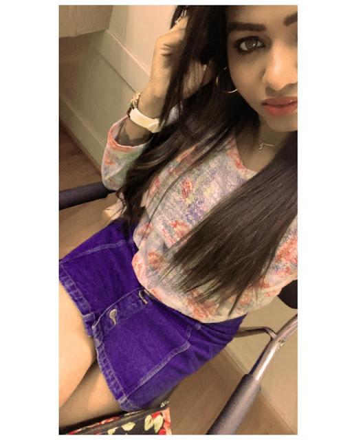 Actress Shalu Shamu Hot New Look Actress Trend