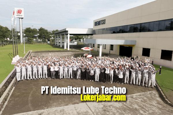 Lowongan Kerja PT Idemitsu Lube Techno Indonesia