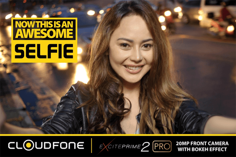 Excite Prime 2 Pro has a 20 MP selfie shooter!