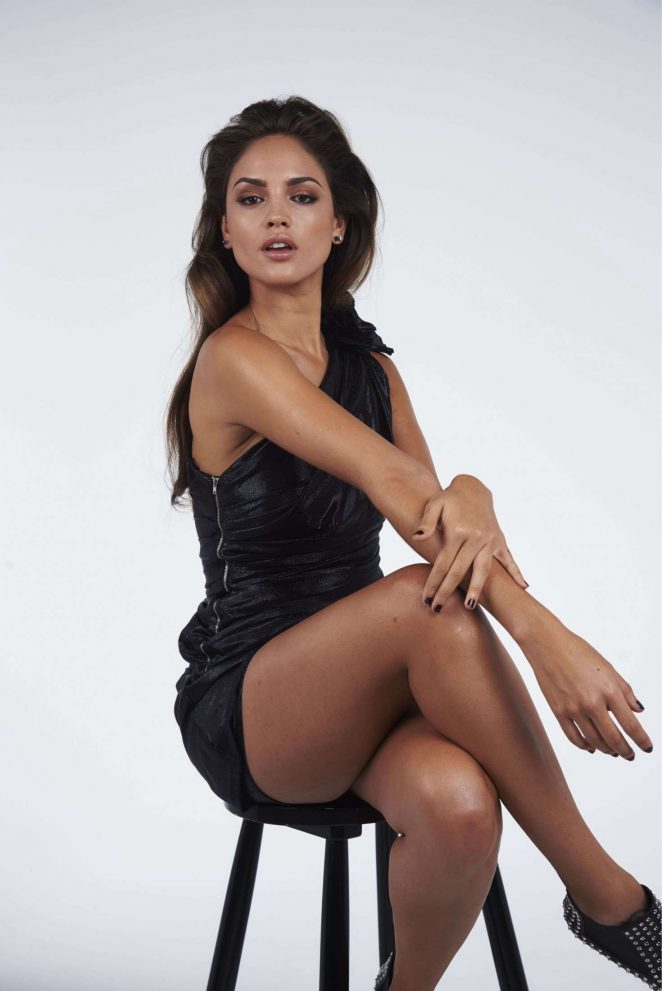 Мексиканськая актриса и певица Эйса Гонсалес