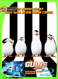 Los Pinguinos de Madagascar (2014) Latino Full 3D SBS 1080P [GoogleDrive] dizonHD