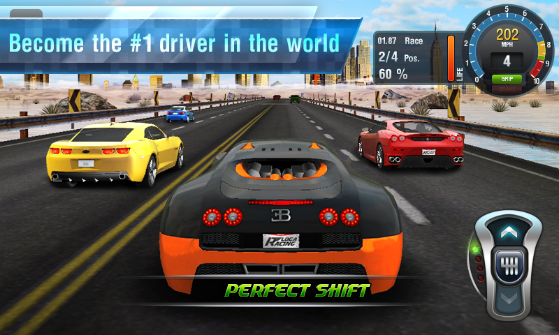 Car Racing Multiplayer Ps