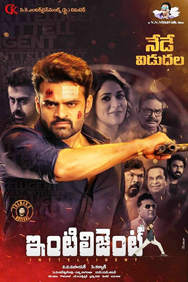 Inttelligent (Dharma Bhai) 2018 Full Movie In Hindi Dubbed 720p HDRip 1GB Download