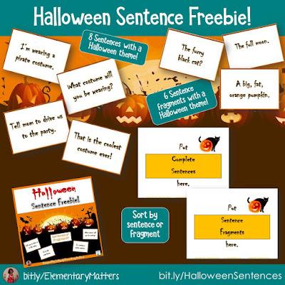 https://www.teacherspayteachers.com/Product/Halloween-Sentence-Work-Freebie-354433?utm_source=blog%20post&utm_campaign=Halloween%20sentence%20freebie