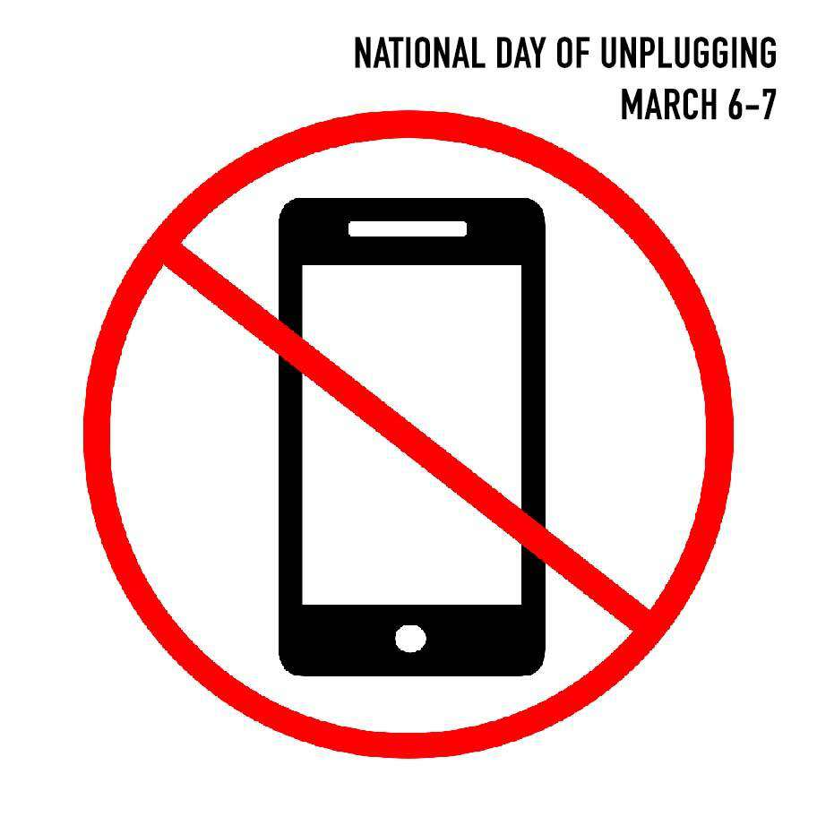 National Day of Unplugging Wishes Awesome Picture