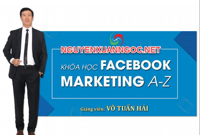 Khóa học Facebook Marketing A-Z