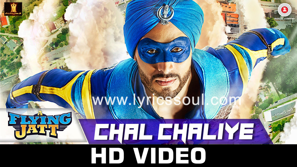 The Chal Chaliye lyrics from 'A Flying Jatt', The song has been sung by Tanishkaa Sanghvi, , . featuring Tiger Shroff, Jacqueline Fernandez, , . The music has been composed by Sachin-Jigar, , . The lyrics of Chal Chaliye has been penned by Sachin Sanghvi, Priya Saraiya,