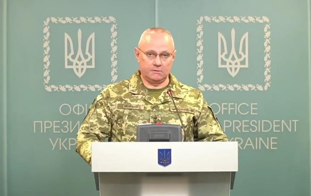 Глава Генштабу повідомив деталі бою на Донбасі