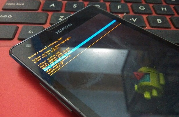 Hard Reset Huawei Ascend G700