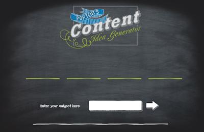 Portent Content Idea
