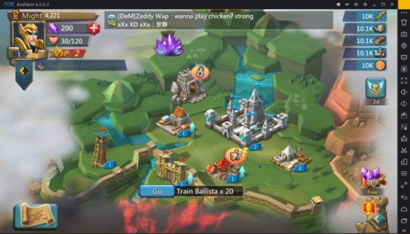 Bermain Game Android di PC atau Komputer