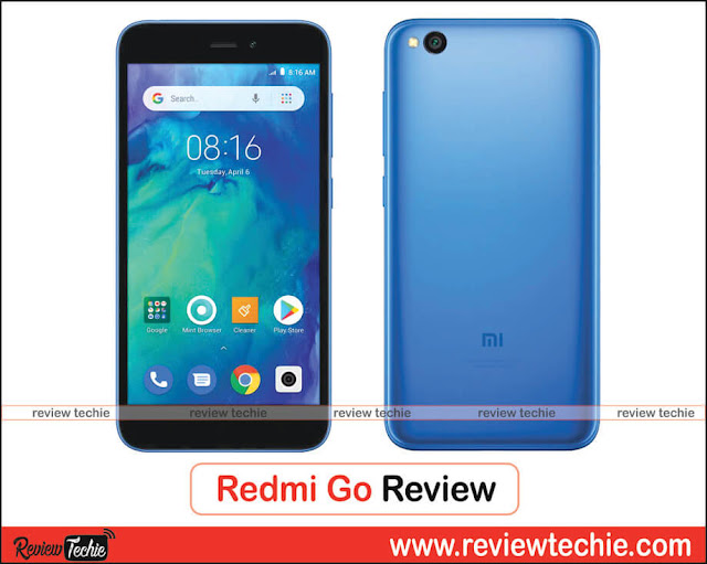 Redmi Go Review