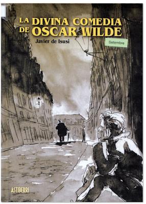 La divina comedia de Oscar Wilde de Javier de Isusi