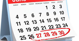 RESMI! Berikut Jadwal Lengkap Libur Nasional dan Cuti Bersama Tahun 2019