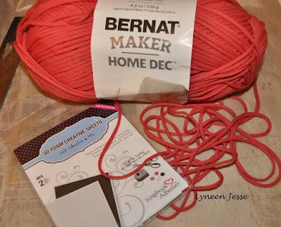 I Am Dreaming Of Castles Bernat Maker Home Decor Yarn