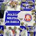 Após denúncia, PM prende mãe e filho suspeitos de tráfico de drogas em Paulo Afonso