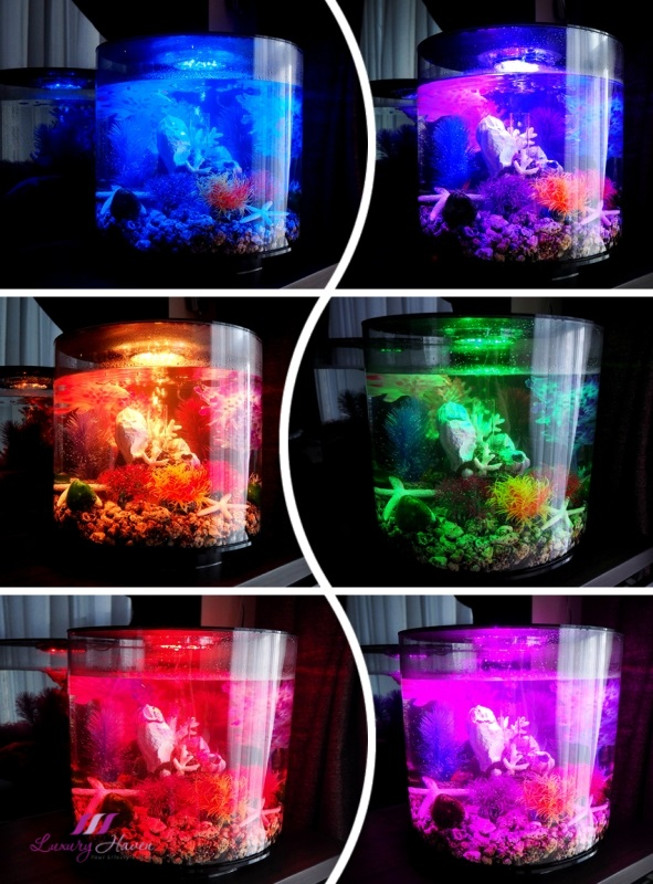 biorb mcr lighting kaleidoscope of colours