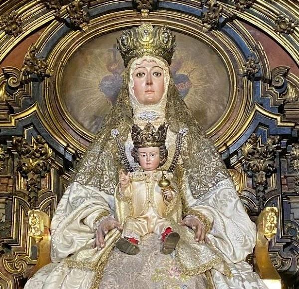 María Santísima de las Nieves de San Isidoro de Sevilla será restaurada