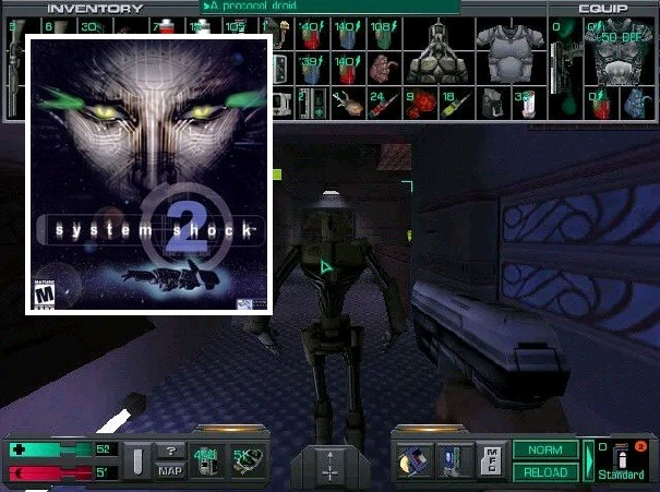 System Shock 2 - Top 10 Old PC Games That Are Still Worth Playing