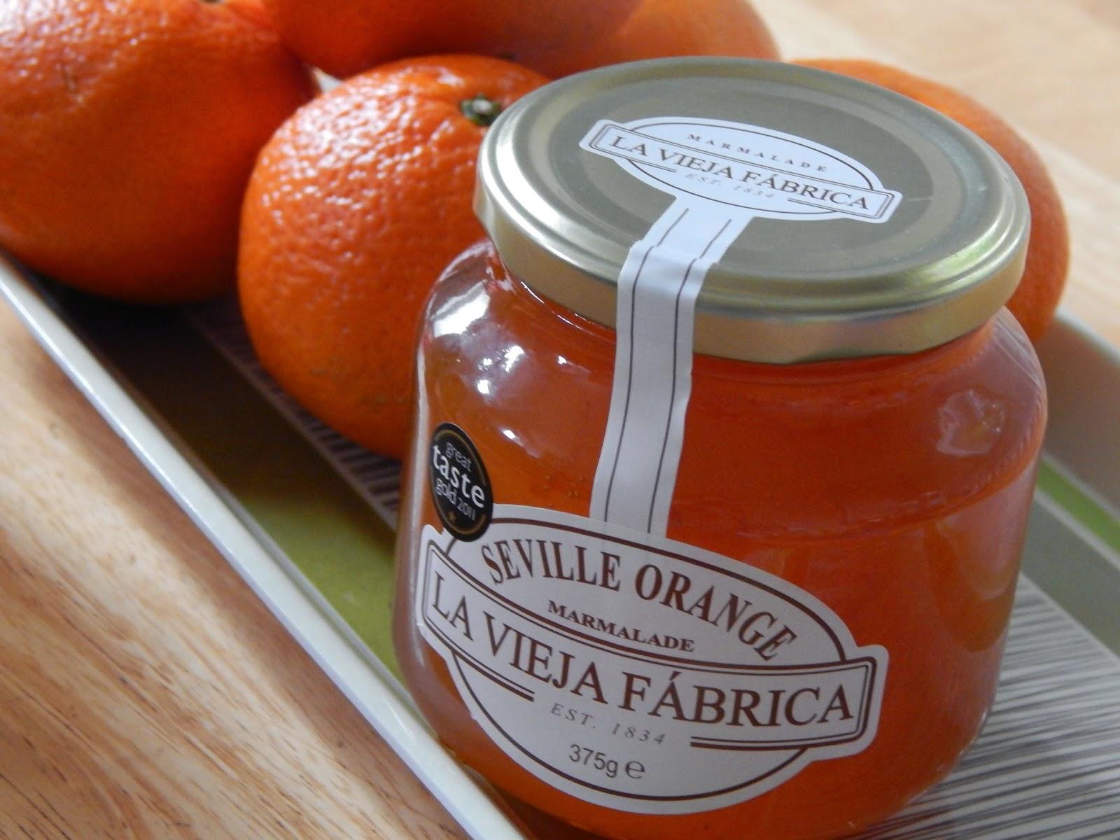 La Vieja Fabrica Marmalade