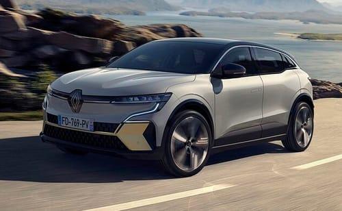 Renault launches the electric car Mégane E-Tech