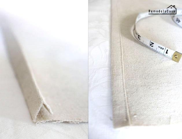 How to make envelope pillows