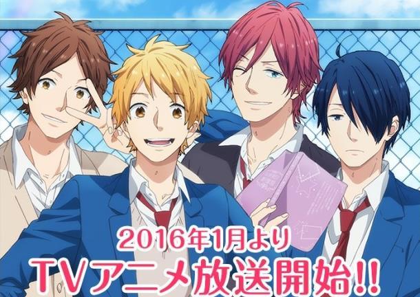 Nijiiro Days - Daftar Anime Romance School Terbaik Sepanjang Masa