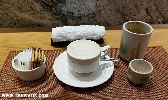 Miyabi Sheraton PJ Coffee Green Tea