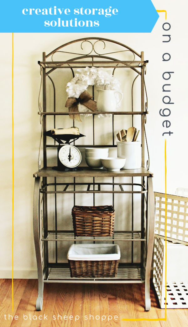 Need more storage? Don't overlook thrift store bargains!