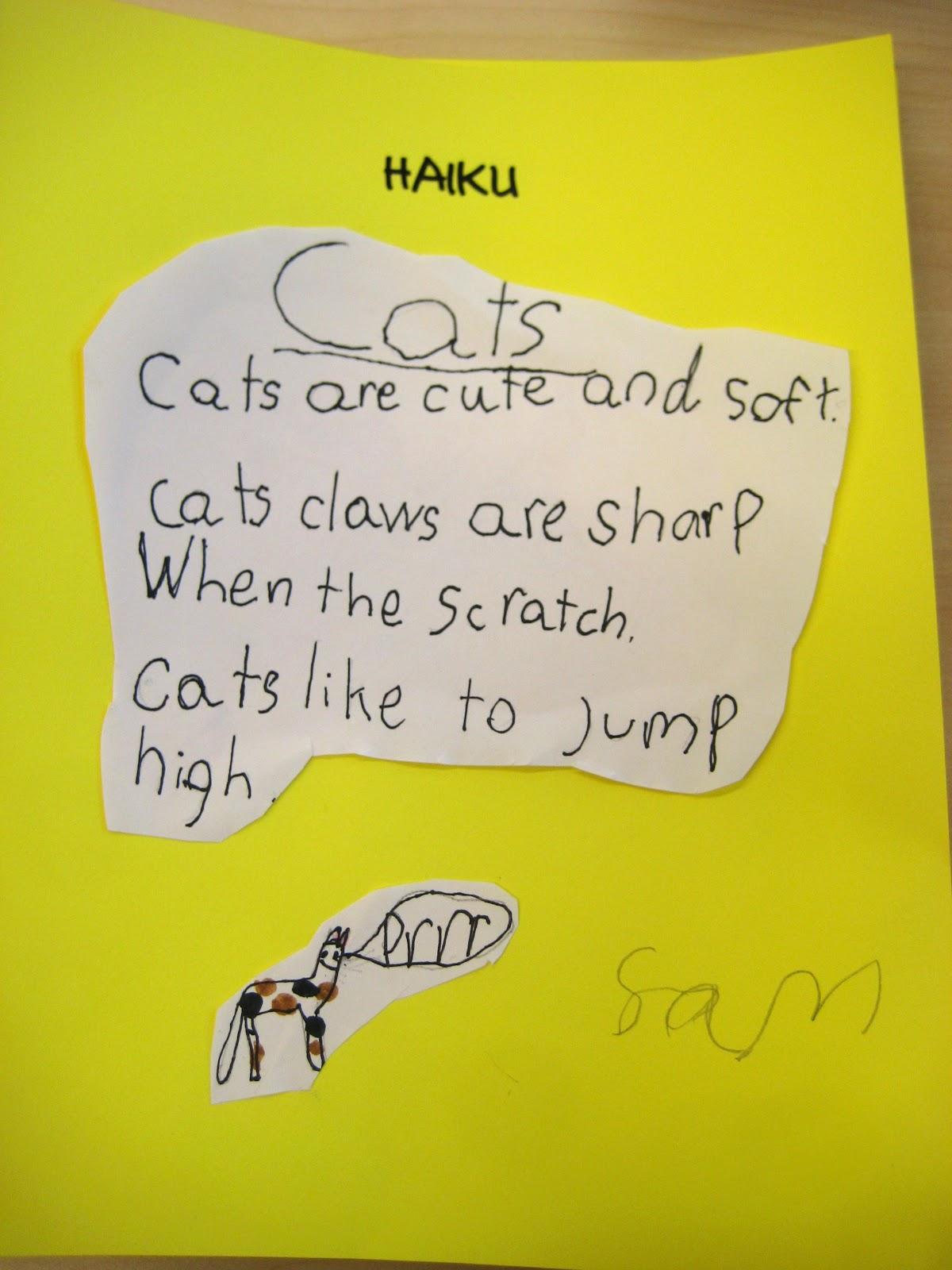 ms liebel's classroom poetry unit haiku poem