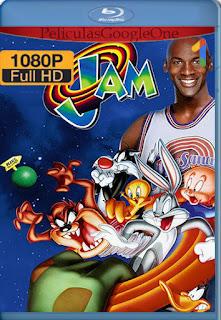 Space Jam: el juego del siglo (1996) [1080p BRrip] [Latino-Inglés] [LaPipiotaHD]