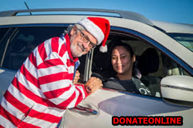 Donating A Car  and Tax Deduction