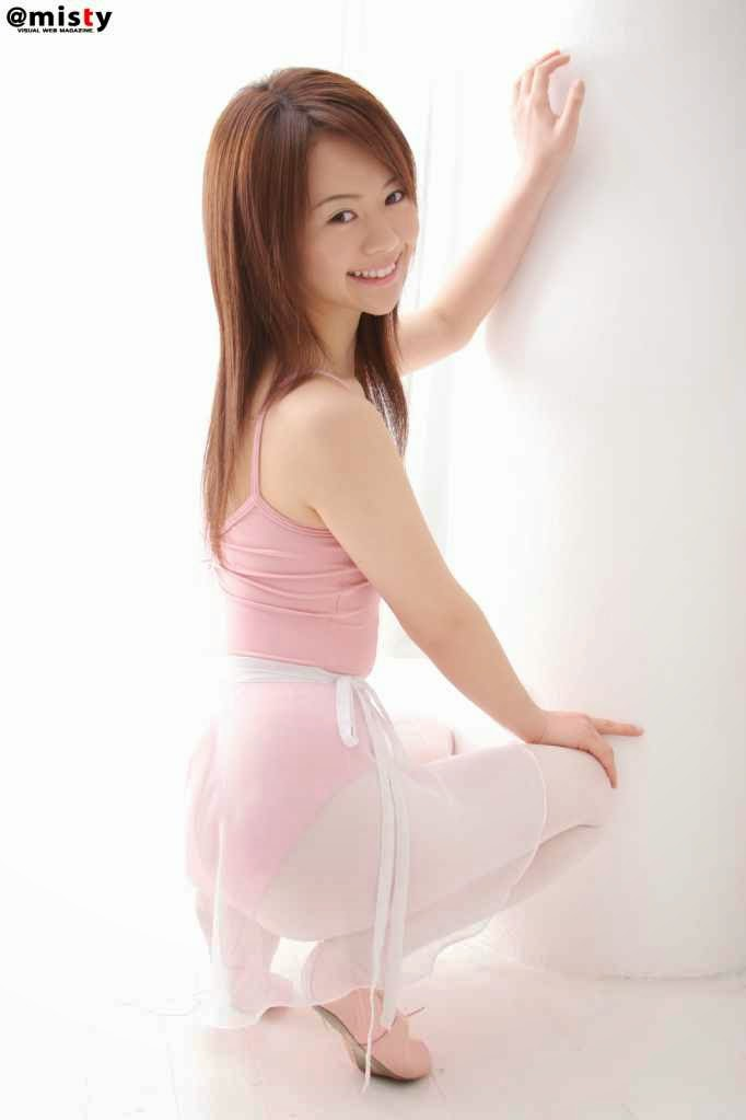 Picture asian girl of adult