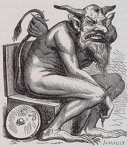 Names of Demons and Their Meaning Belphegor